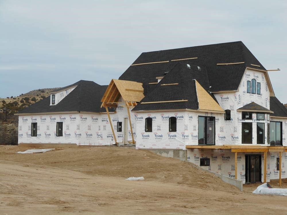 New Construction Roofs